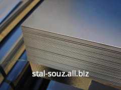 Sheet 0,4х600х1500 myag brass L63