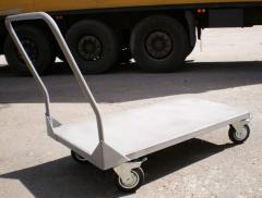 Carts platform for transportation of various