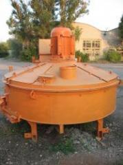 SB-146 A concrete mixer