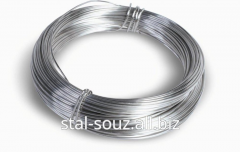 Wire corrosion-proof f 0,3 mm 12X18H10T of GOST