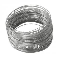 Wire OK f 0,6 annealed galvanized