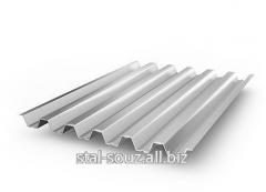 Professional flooring galvanized C10 0,35 h1100