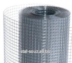 Grid welded galvanized 25х25х1,4