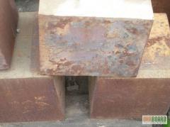 Forgings according to Art. 35, 40, 45, 5XHM,