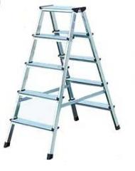 Step-ladder bilateral with steps
