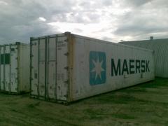 Рефконтейнер контейнер 40ф