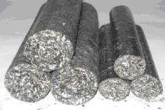 Fuel briquettes of Nestr