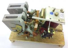 Контакторы постоянного тока с магнитным гашением