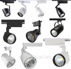 Track LED lamps Action, promo model