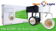 Track LED 18W lamp, 22W, 35W, 40W, Searchlight of