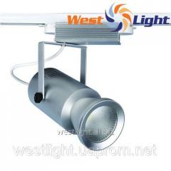 Track LED 30W lamp Grey WL-537-30W