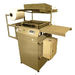 Вакуум-формувальна установка для виготовлення