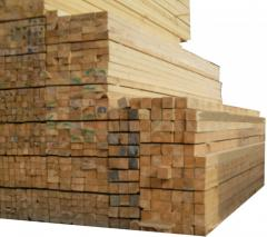 Bar of coniferous 4-4.5 m Kharkiv