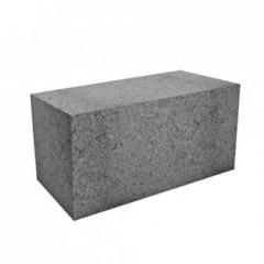 Block wall concrete M-75 390kh190kh190mm