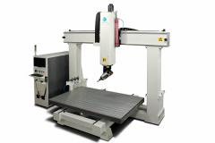 Orion 5D milling machine