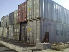 Containers are high