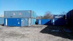 Maritime container 20f
