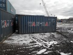 Морський контейнер 20ф
