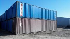 40 футовий контейнер