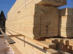 Board dry cut 4-4,5 meters