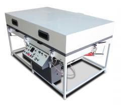 Membrane vacuum presses