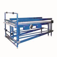 Установка для упаковки крупногабаритных изделий в