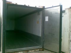 Морозильний контейнер