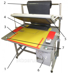 Packet making machine (bahilas)