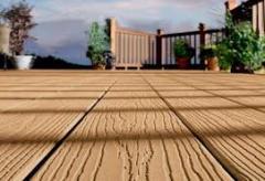 Terrace boards