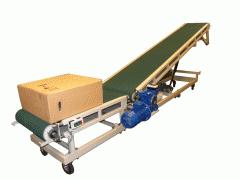 Tape conveyor lifting 4750