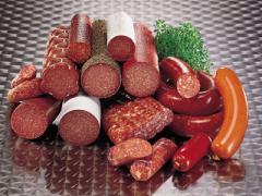 Добавки пищевые для колбасного производства