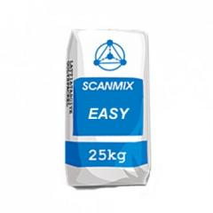 Glue for a tile of Scanmix Easy 25 of kg
