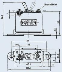 Автомат защиты сети АЗР-100