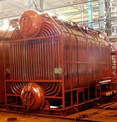 Steam boilers of thermal power plants