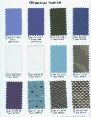 Job fabrics