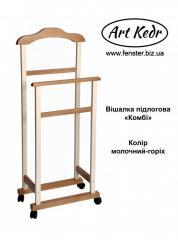 Bedside hanger for clothes of KOMBI