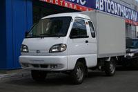 Автомобиль грузовой малотоннажный FAW СА 1011
