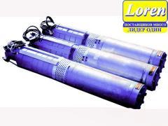 Pumps for deep wells