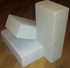 Brick silicate fron