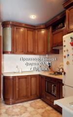 Кухни и кухонные гарнитуры под заказ в Луганске.