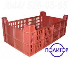 Boxes for fruit 490х290х225
