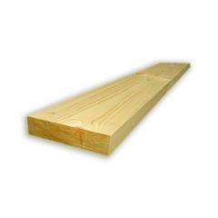 Доска строительная 25х100 6м
