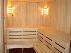 Saunas and baths from the producer