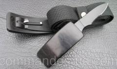 Нож-ремень