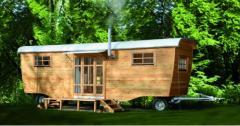Lodges wooden mobile Kiev
