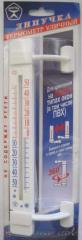 The thermometer is stree