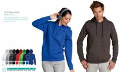 Raglan (sweatshirt) with SOL'S SNAKE hood - 47101