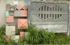 Products concrete
