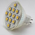 Светодиодная лампа DeLux MR16A-12 2,5 Вт состоит