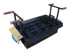 Станок для производства блоков СТ- 4